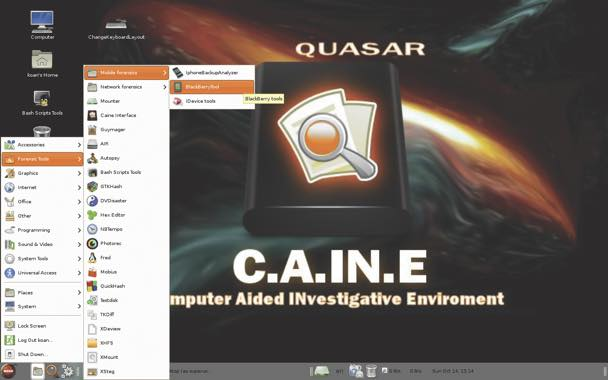caine-best-hacking-distro-operating-system